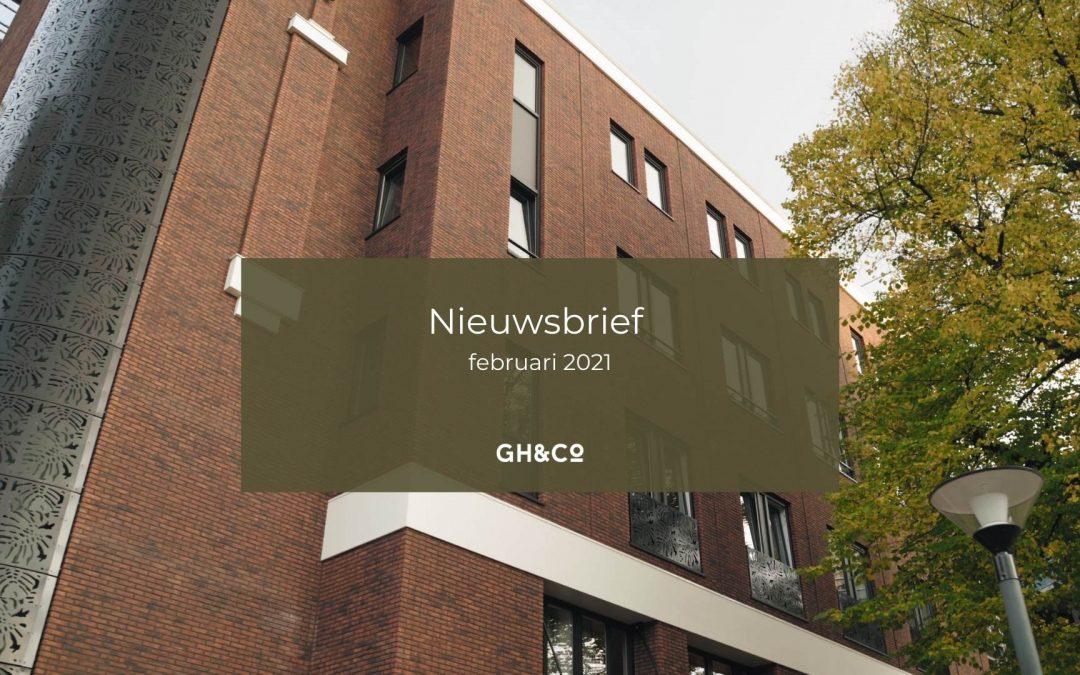 GREHAMER & COMPANY NIEUWSBRIEF FEBRUARI 2021