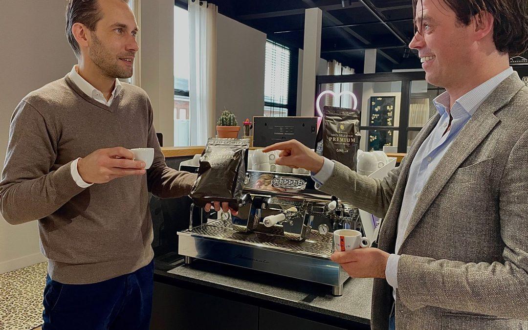 Grehamer & Company in samenwerking met De Laat Coffee