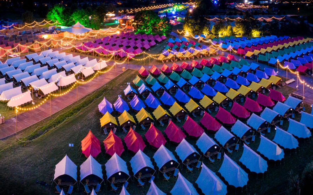 Grehamer & Company verwelkomt CampSolutions en Glamping Structures in het Invest portfolio