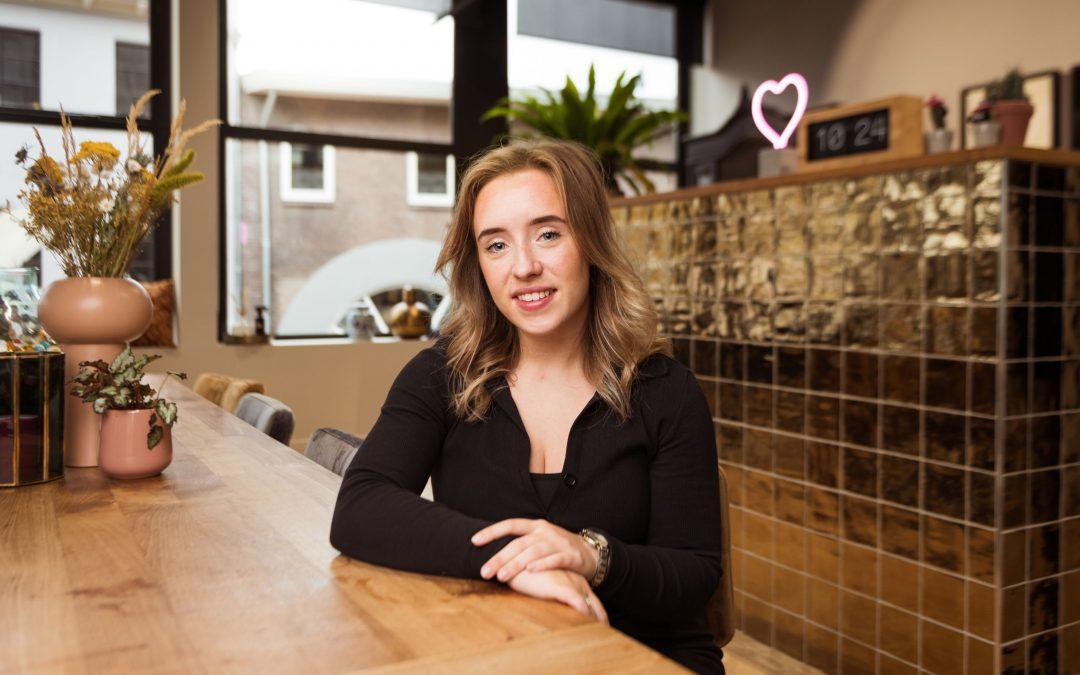 Grehamer & Company verwelkomt Margot als medewerker Marketing & Communication