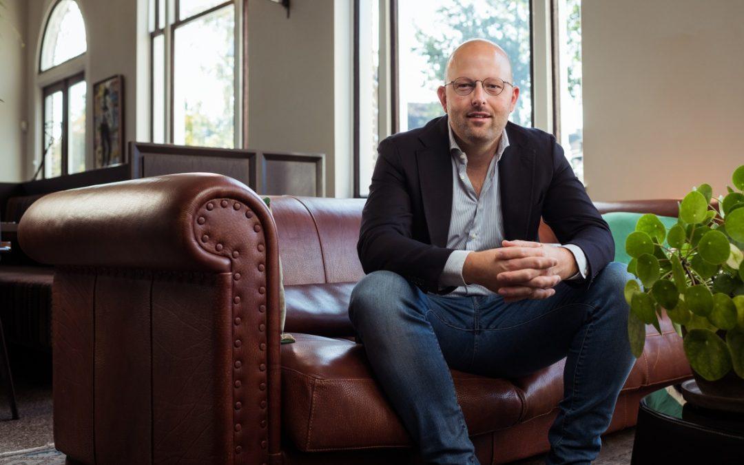 """Grehamer & Company's managing partner Rik Klinkhamer: """"het begint bij de juiste mensen, als je die hebt kan je daarna heel veel"""""""