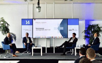 Grehamer & Company's managing partner Bas Gregoor aanwezig bij kennisdeling Vastgoedjournaal