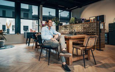 "Grehamer & Company's managing partner Bas Gregoor over De Brinkhof: ""Trots"""
