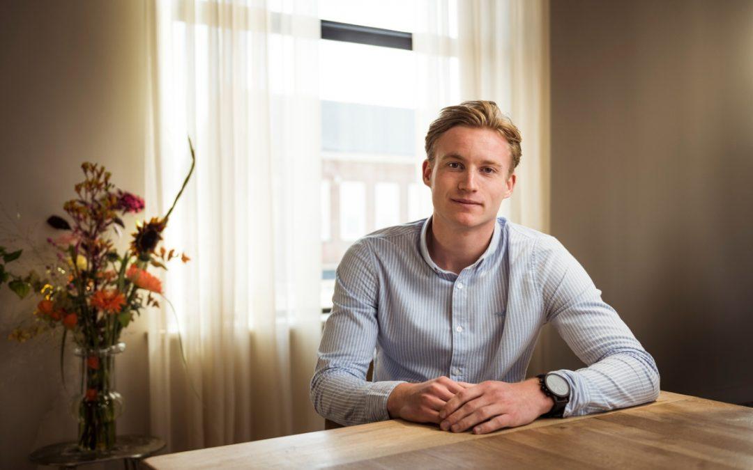 Grehamer & Company verwelkomt Laurence van den Enk als Real Estate Intern
